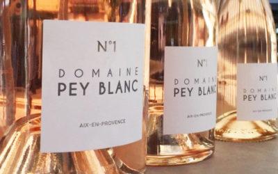 Pey Blanc, Médaille d'Or au Concours d'Aix-en-Provence!