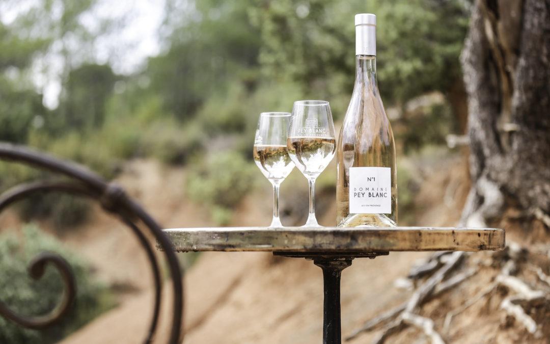 Pey Blanc, le Rosé préféré des Aixois !